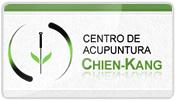 Página web desarrollada para el Centro de acupuntura Chien-Kang