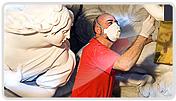 Página web desarrollada para el  Centro de Formación de Oficios Artísticos de El Barco