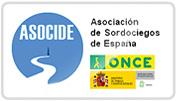Página web desarrollada para ASOCIDE – Asociación de Sordociegos de España
