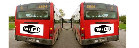 autobuses con wifi
