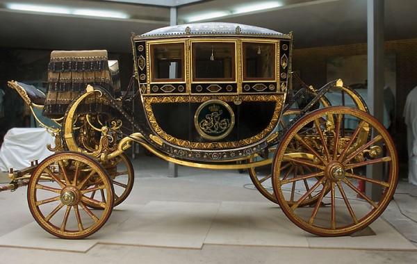 Las carrozas de Patrimonio