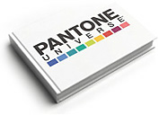Pantone. Coated color book